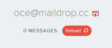 Inbox for oce - MailDrop